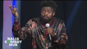 Basketmouth Performs in Kenya, Jokes About Questions Nigerians Ask